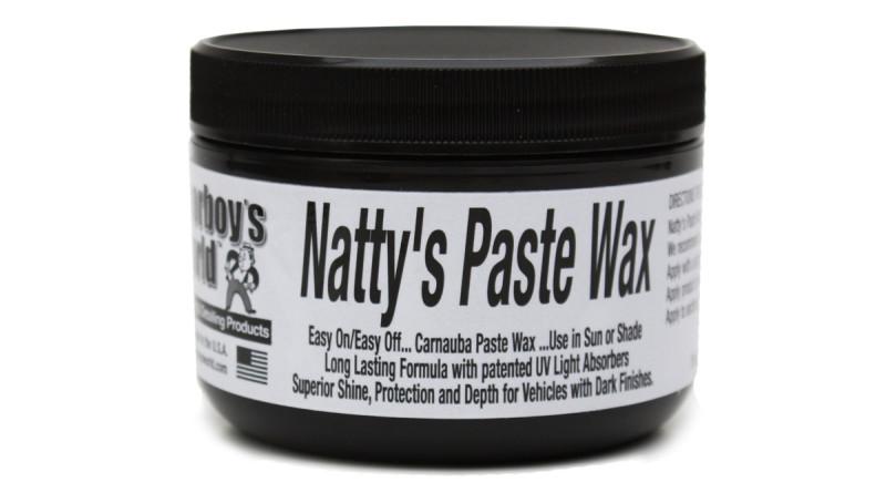 Nattys Black 8oz