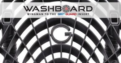 Grit Guard 新产品发布 —— Washboard